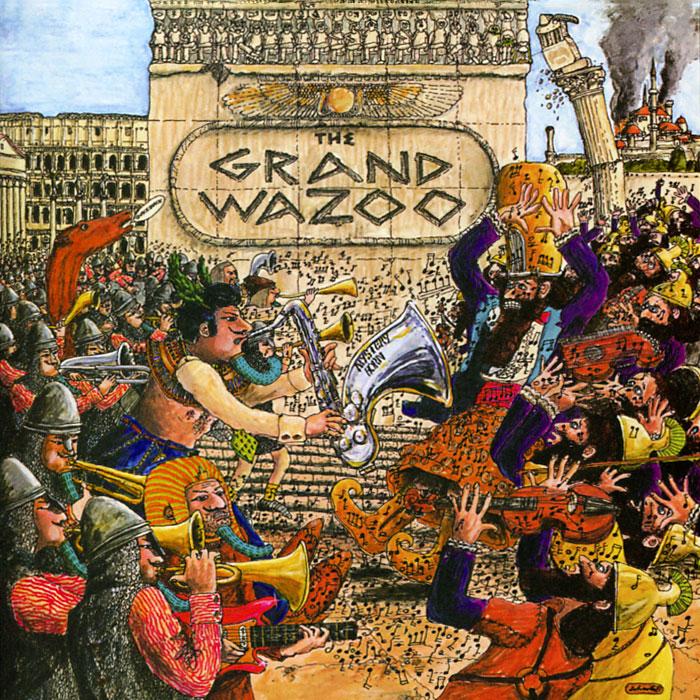 лучшая цена Фрэнк Заппа Frank Zappa. The Grand Wazoo