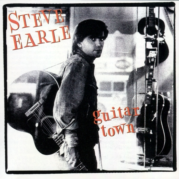 лучшая цена Стив Эрль Steve Earle. Guitar Town