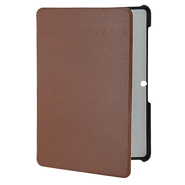 IT Baggage Hard Case чехол для Samsung Galaxy Tab 2 10 P5100/P5110, Brown чехол книжка для samsung galaxy tab 10 1 p5100 p5110 it baggage black флип искусственная кожа