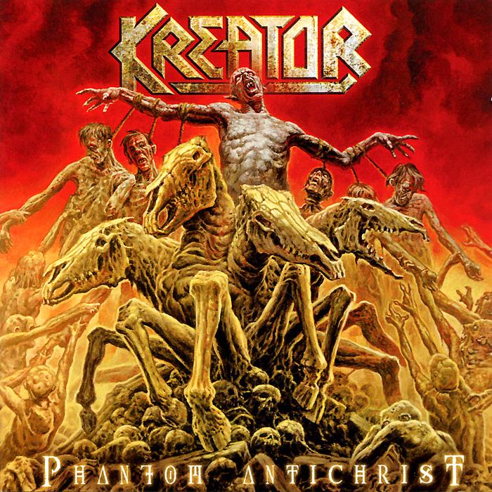 Kreator Kreator. Phantom Antichrist cd therion beloved antichrist