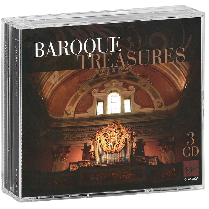 <b>Baroque</b> Treasures (3 CD) — купить в интернет-магазине OZON с ...