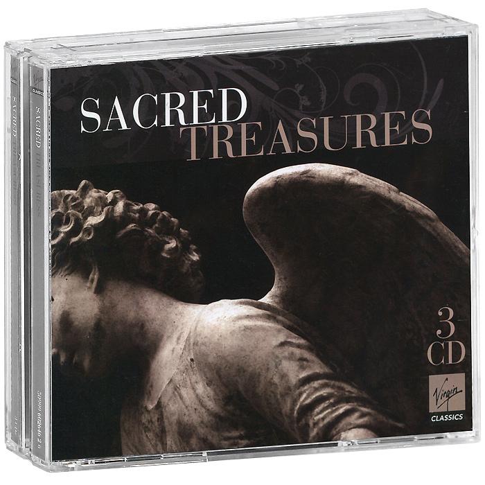 Sacred Treasures (3 CD) цена