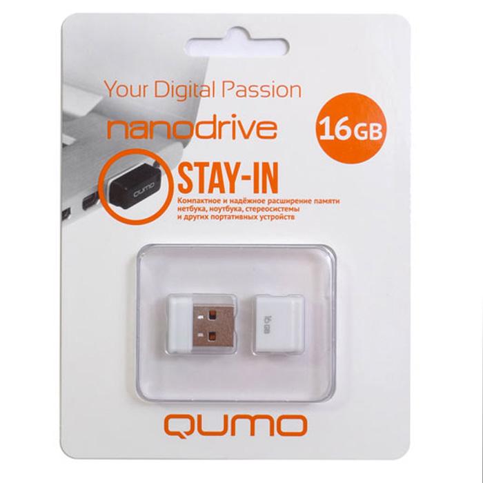 QUMO Nano 16GB, White