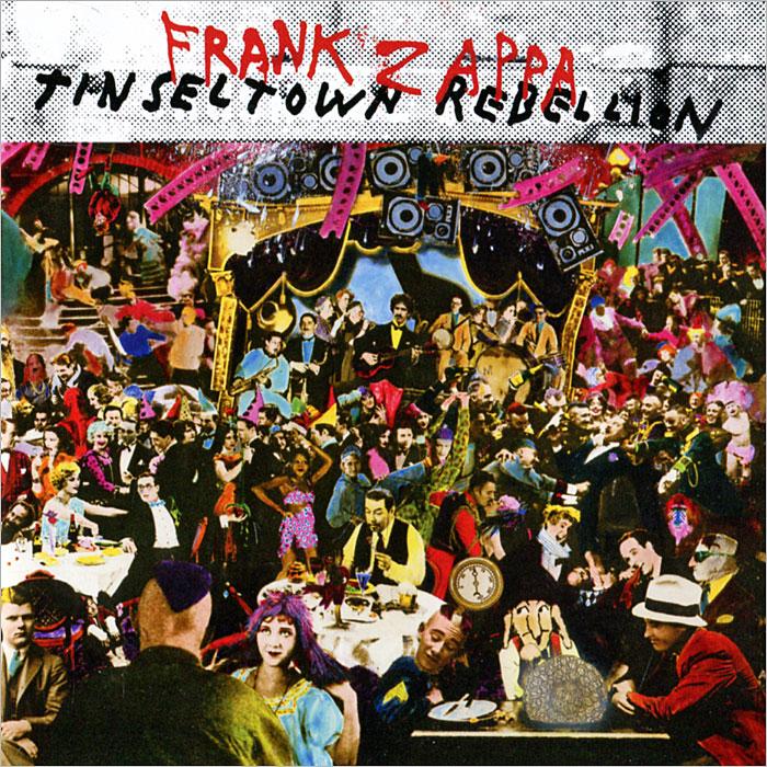 лучшая цена Фрэнк Заппа Frank Zappa. Tinseltown Rebellion