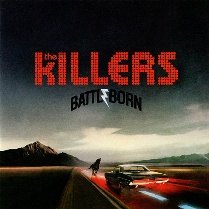 The Killers The Killers. Battle Born love killers