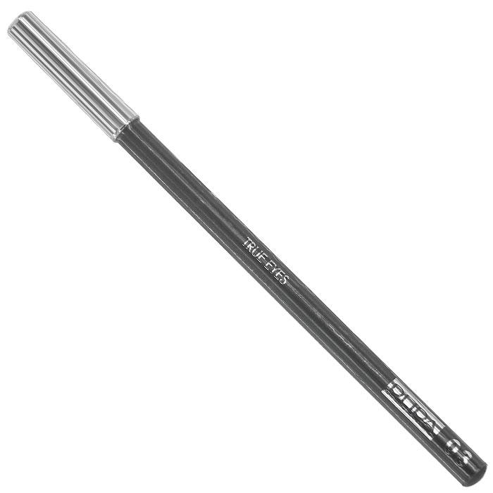 PUPA Карандаш для век TRUE EYES, тон 03 серый , 1.4 г карандаш для век made to last definition eyes pupa глаза