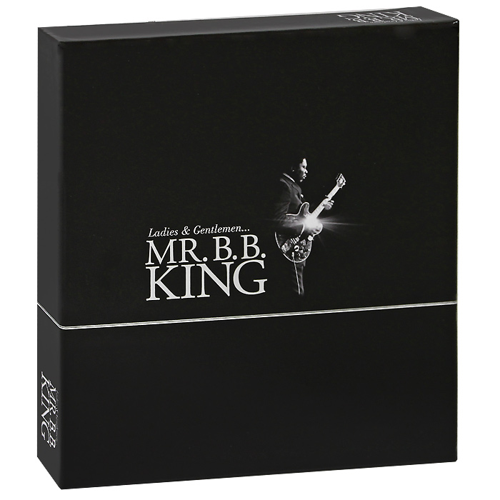 лучшая цена Би Би Кинг B.B. King. Ladies & Gentlemen... Mr. B.B. King (10 CD)