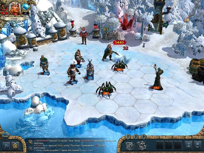 King's Bounty: Воин Севера 4603752007868 Katauri Interactive страница 3