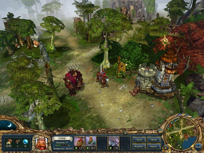 King's Bounty: Воин Севера 4603752007868 Katauri Interactive страница 4