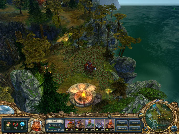 King's Bounty: Воин Севера 4603752007868 Katauri Interactive страница 8