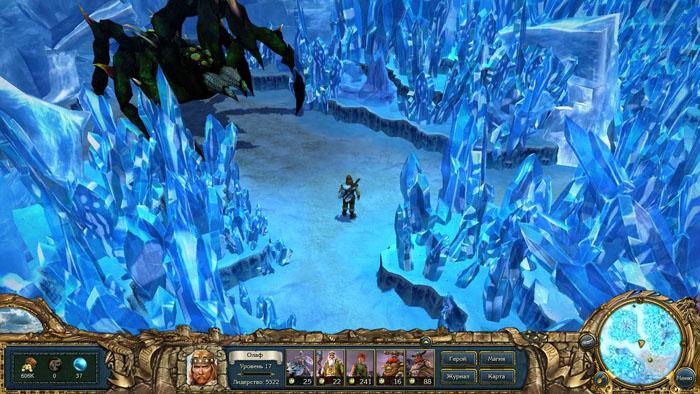 King's Bounty: Воин Севера 4603752007868 Katauri Interactive страница 10
