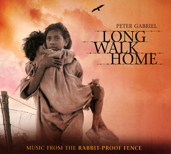 Питер Гэбриэл Peter Gabriel. Long Walk Home: Music From The Rabbit-Proof Fence maximumcatch 100ft wf4 5 6 7 8f switch fly fishing line weight forward floating fly line with two welded loops fishing line