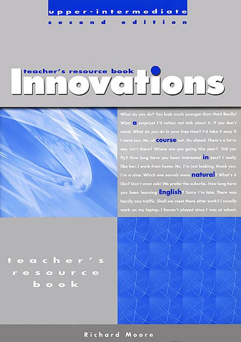 Innovations: Upper-Intermediate: Teacher's Photocopiable Resource