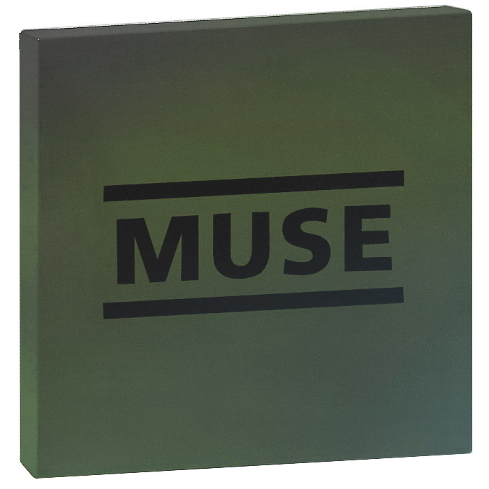 Muse Muse. The 2nd Law (CD + DVD + 2 LP) madness madness all aboard for the guided tour 3 cd dvd