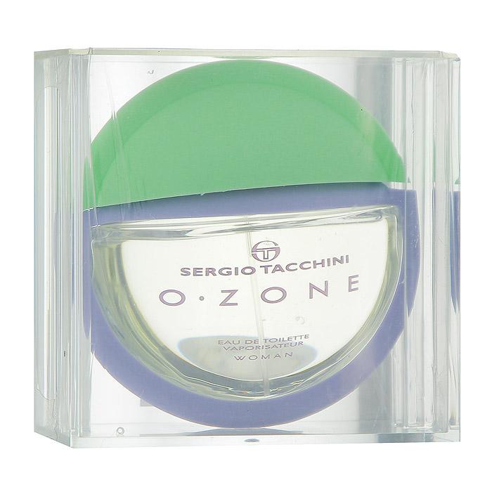 Sergio Tacchini O-Zone Woman Туалетная вода, 75 мл sergio tacchini o zone pink spirit