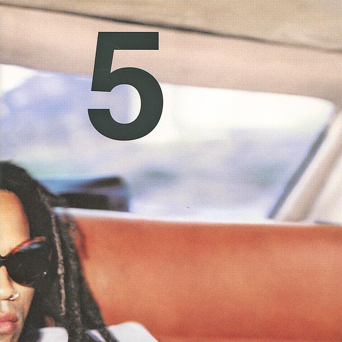 Lenny Kravitz. 5