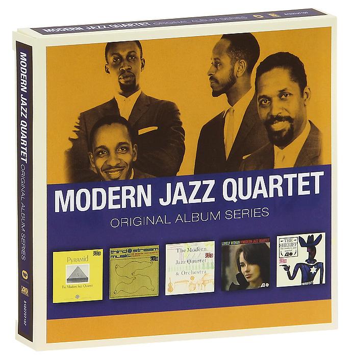 The Modern Jazz Quartet Modern Jazz Quartet. Original Album Series (5 CD) the dragon quartet