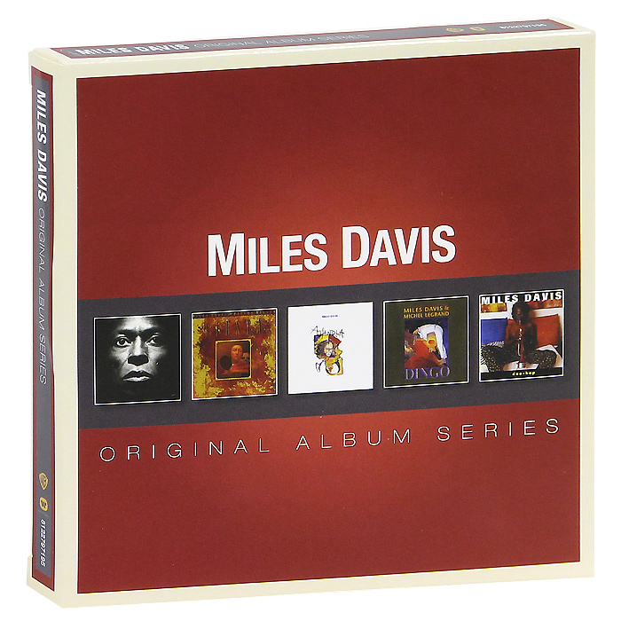 Майлз Дэвис Miles Davis. Original Album Series (5 CD) майлз дэвис милт джексон miles davis and milt jackson quitet sextet page 5 page 2