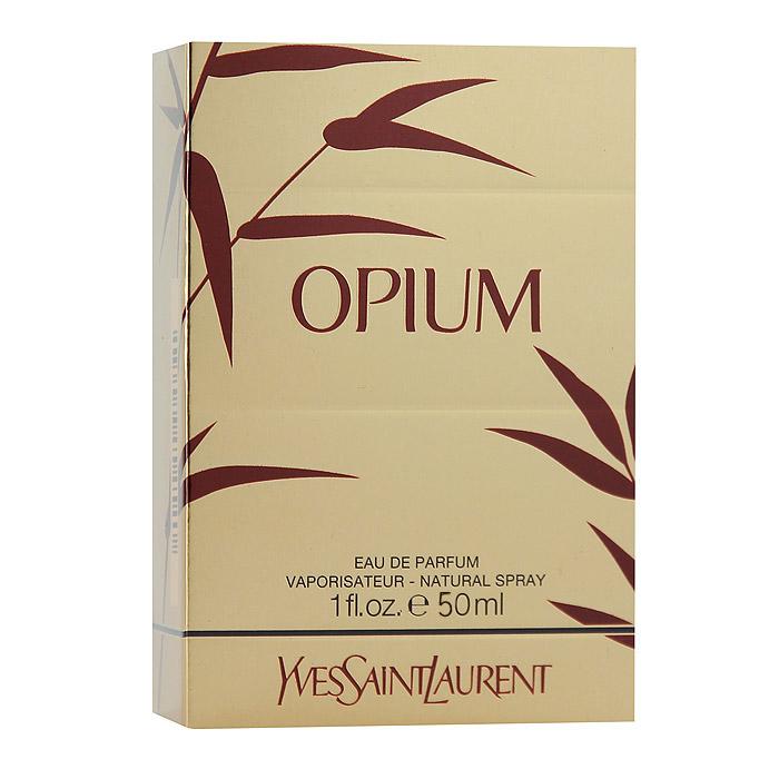 Yves Saint Laurent Opium 50 мл недорого