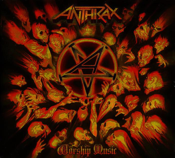 Anthrax Anthrax. Worship Music anthrax – state of euphoria