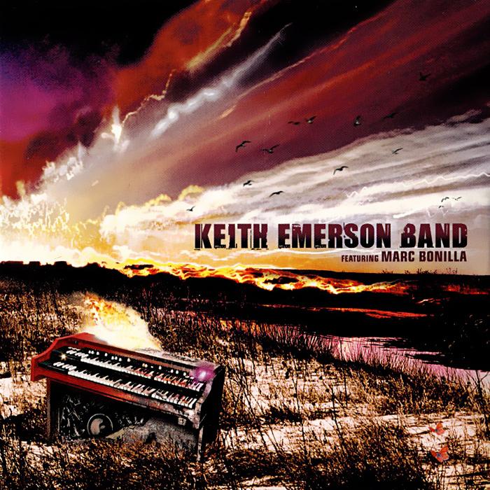 Keith Emerson Band,Марк Бонилья Keith Emerson Band Featuring Marc Bonilla. Keith Emerson Band / Moscow (2 CD) emerson мокасины