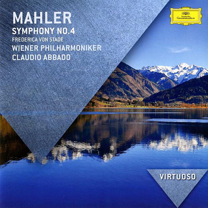 Wiener Philharmoniker,Клаудио Аббадо Mahler. Symphony No. 4 wiener philharmoniker pierre boulez mahler das klagende lied berg lulu suite