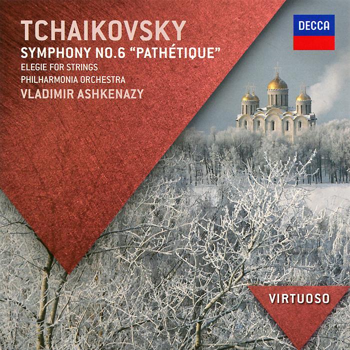 Philharmonia Orchestra,The Royal Philharmonic Orchestra,Владимир Ашкенази Tchaikovsky. Symphony No. 6