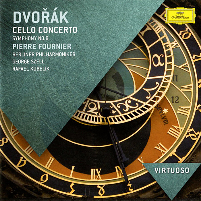 Dvorak. Cello Concerto herbert von karajan dvorak cello concerto tchaikovsky variations on a rococo theme