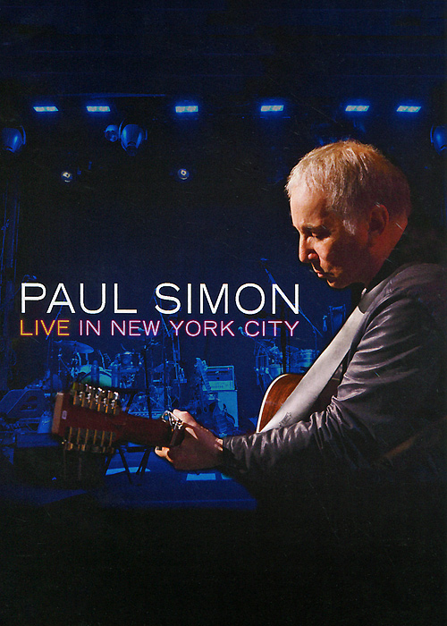 Paul Simon: Live In New York City пол саймон paul simon still crazy after all these years lp