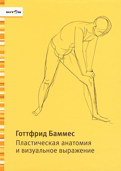 Готтфрид Баммес Пластическая анатомия и визуальное выражение готтфрид баммес изображение человека основы рисунка с натуры