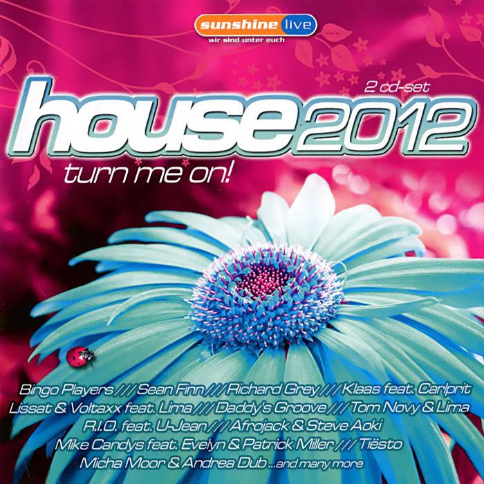 House 2012. Turn Me On! (2 CD) minimal house 7 2 cd