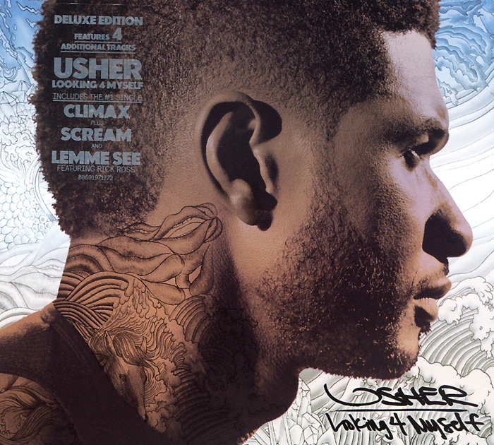 Usher Usher. Looking 4 Myself. Deluxe Edition multiversity deluxe edition