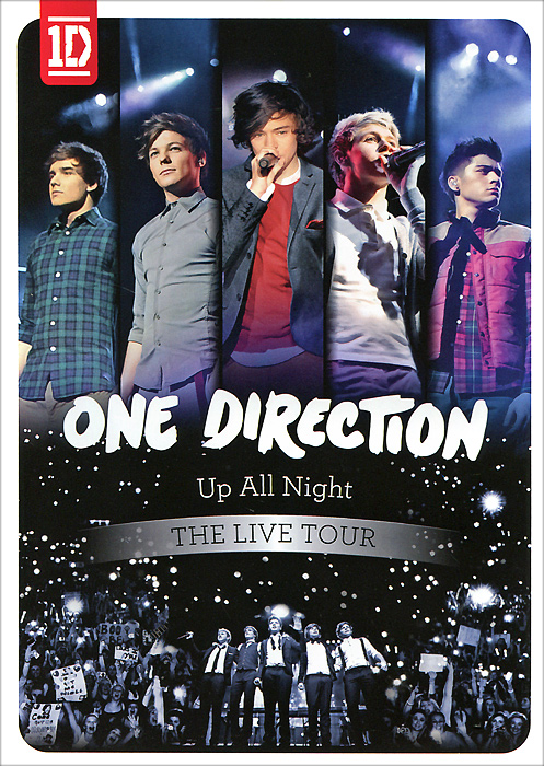 One Direction: Up All Night, The Live Tour i love one direction