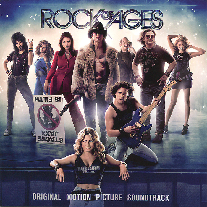 Rock Of Ages. Original Motion Picture Soundtrack the rock original motion picture soundtrack