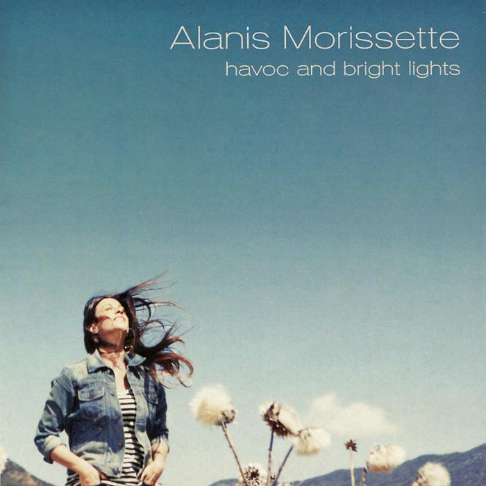 Аланис Мориссетт Alanis Morissette. Havoc And Bright Lights alanis morissette live at montreux