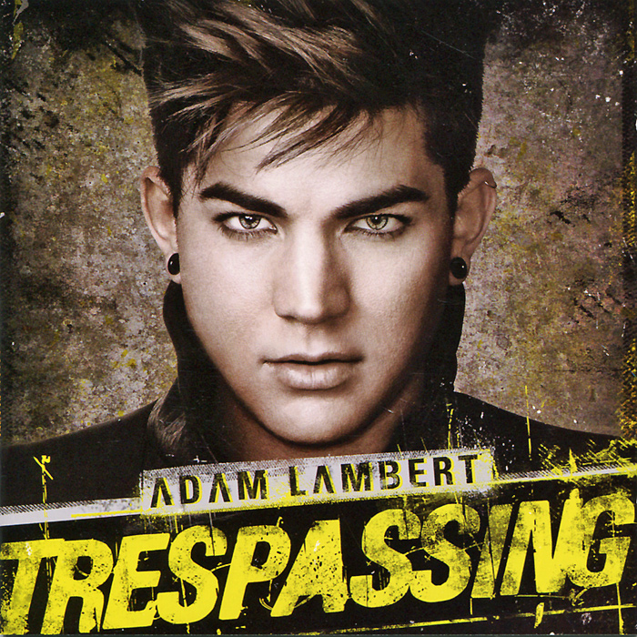 Адам Ламберт Adam Lambert. Trespassing (Deluxe Edition) adam lambert adam lambert the original high