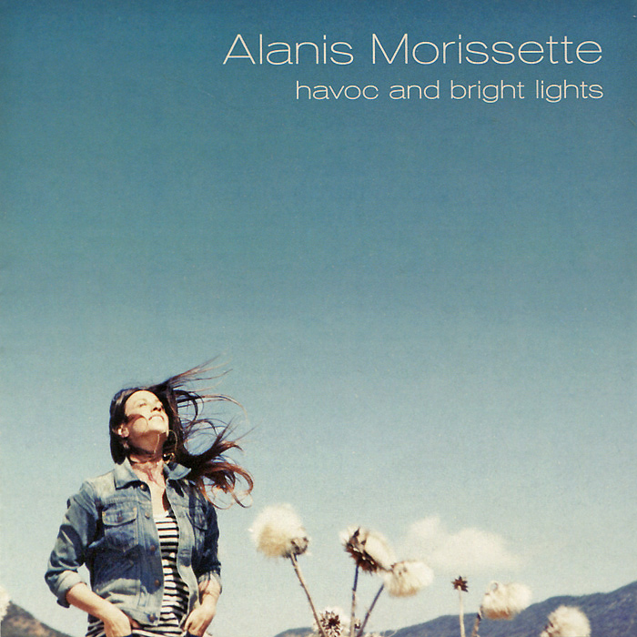 цена на Аланис Мориссетт Alanis Morissette. Havoc And Bright Lights (2 LP + CD)