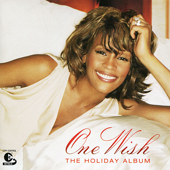 Уитни Хьюстон Whitney Houston. One Wish. The Holiday Album уитни хьюстон whitney houston live her greatest performances cd dvd