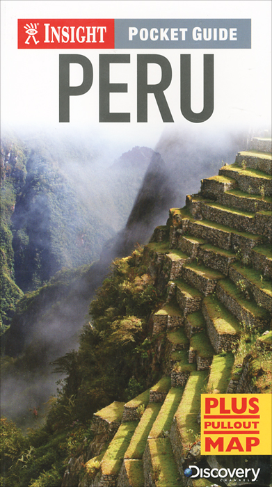 Peru: Insight Pocket Guide (+ Map)