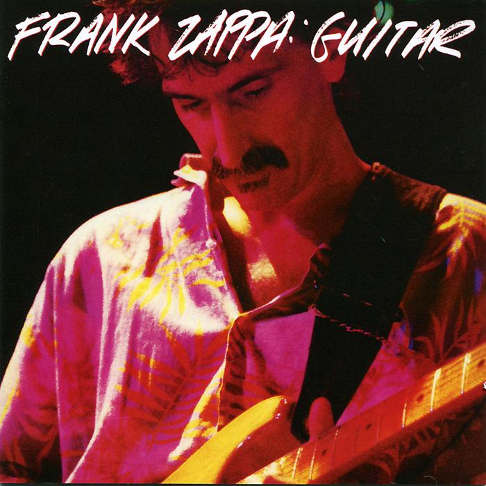 лучшая цена Фрэнк Заппа Frank Zappa. Guitar (2 CD)