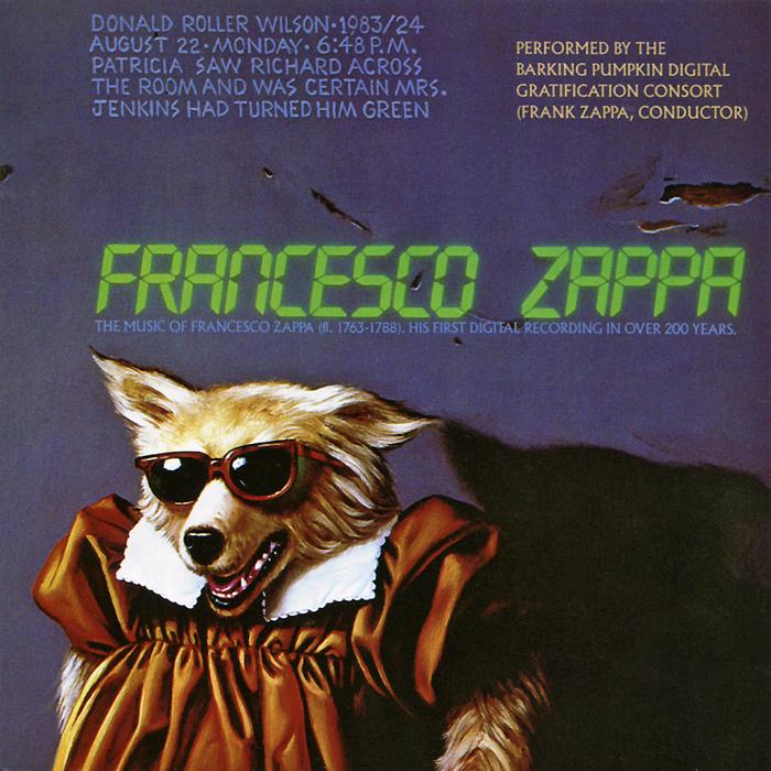 лучшая цена Фрэнк Заппа Frank Zappa. Francesco Zappa