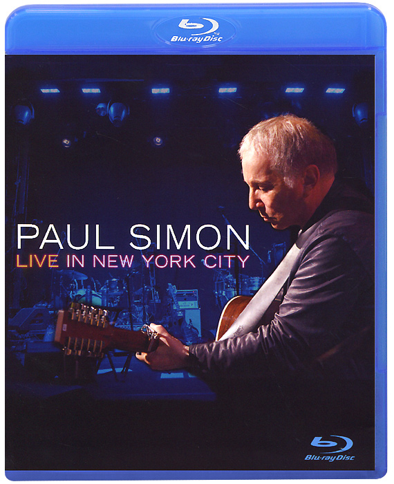Paul Simon: Live In New York City (Blu-ray) пол саймон paul simon still crazy after all these years lp