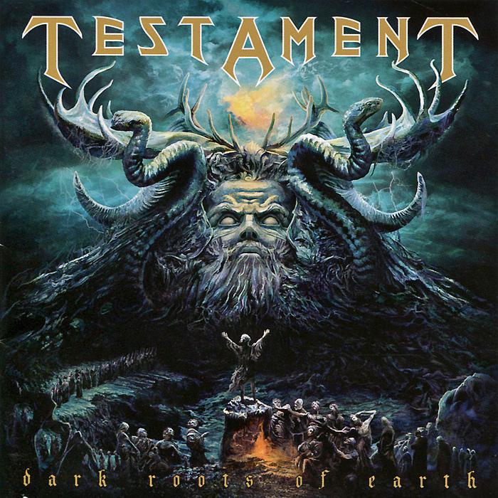 Testament Testament. Dark Roots Of Earth printio testament