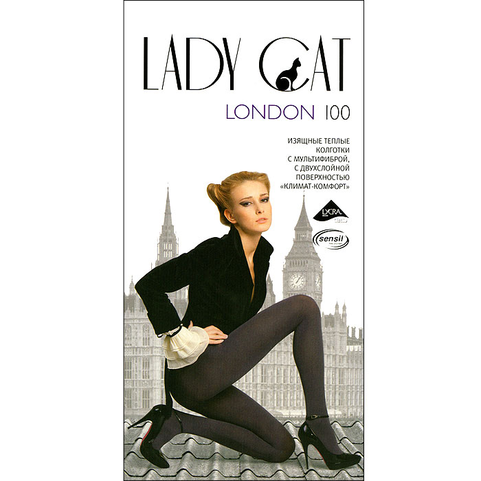 Колготки Lady Cat cat power london