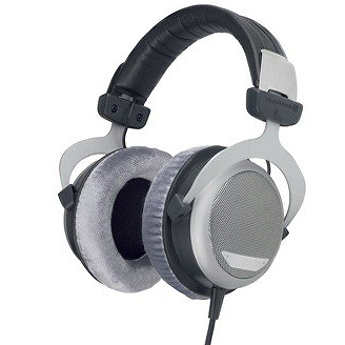 Наушники Beyerdynamic DT 880 32 Ohm, серебристый