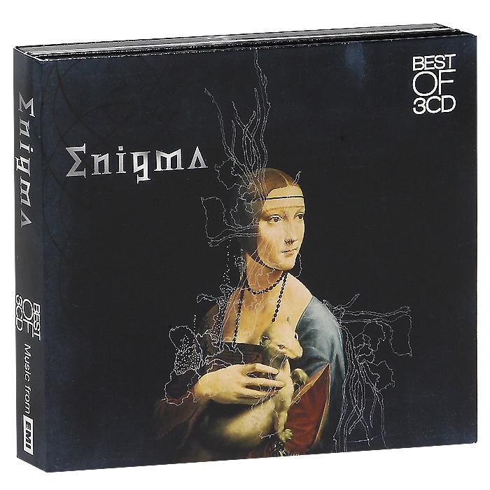 Enigma Enigma. Best Of (3 CD) михаил плетнев филип лейджер роджер норрингтон джон нельсон сабин мейер best adagios 50 3 cd