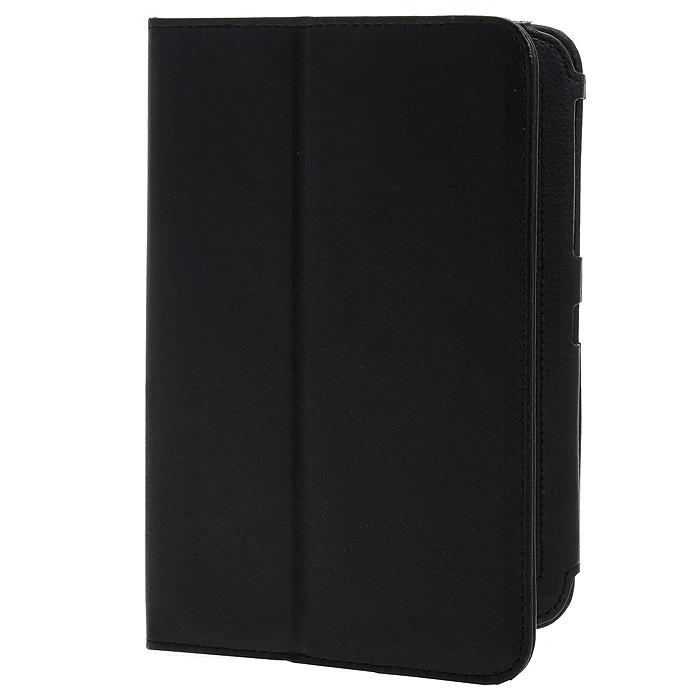 IT Baggage чехол для Samsung Galaxy Tab 7 P3100/P3110, Black (ITSSGT7202-1) чехол it baggage для планшета samsung galaxy tab 7 p3100 p3110 искус кожа jeans черный синий itssgt7208 4