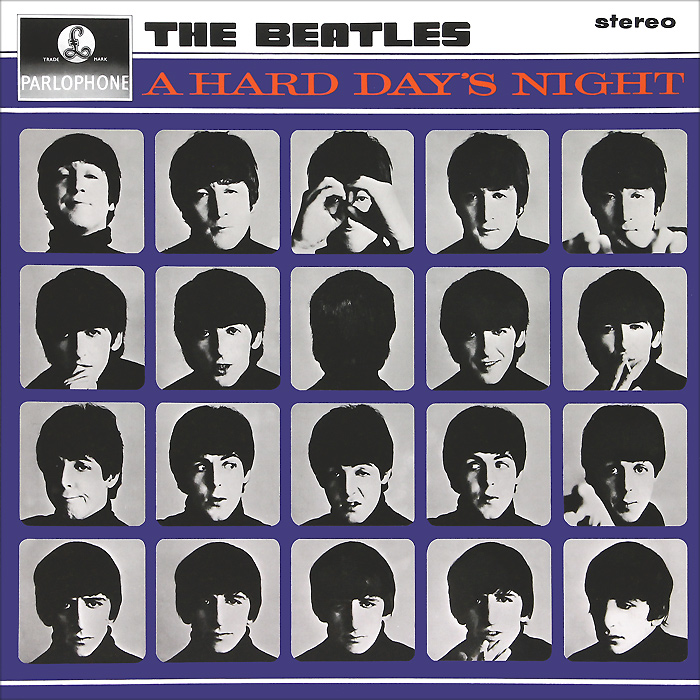 цена на The Beatles The Beatles. A Hard Day's Night (LP)