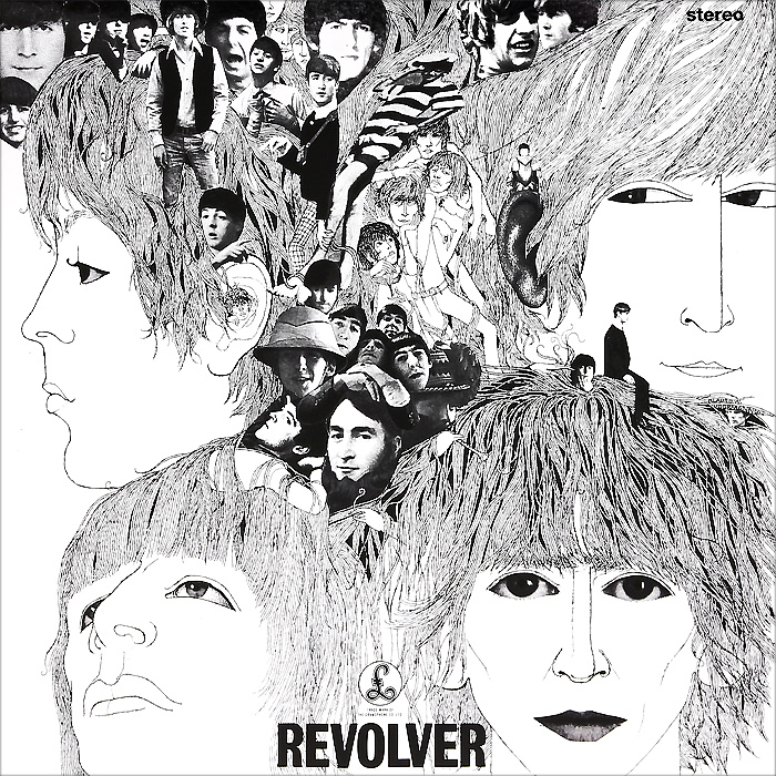 The Beatles Beatles. Revolver (LP)