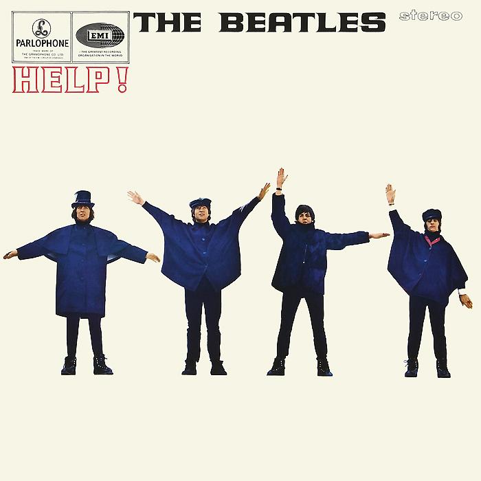 The Beatles The Beatles. Help! (LP) beatles beatles white album giles martin mix 4 lp